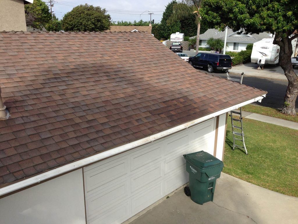 California asphalt shingle roof installation Los Angeles