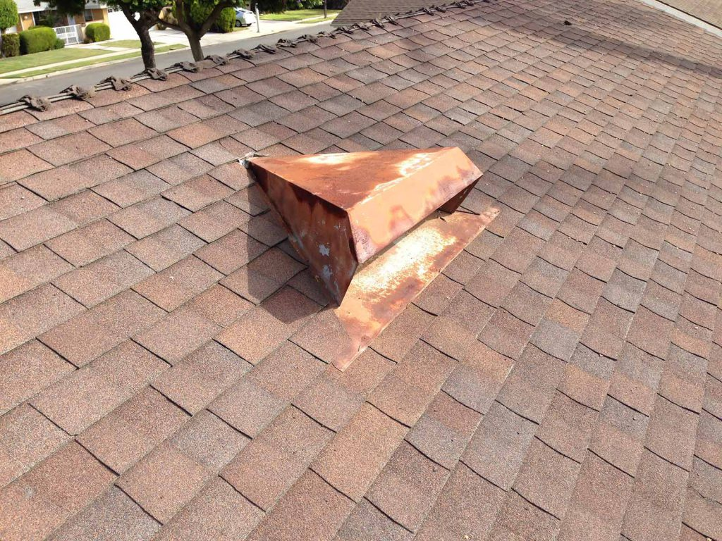 California asphalt shingle roof repairs before