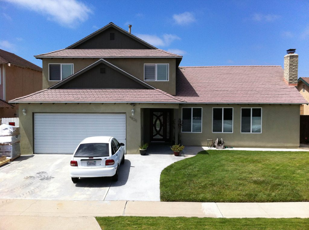 California hardi shake to metro steel shake roof replacement now Boral Roof