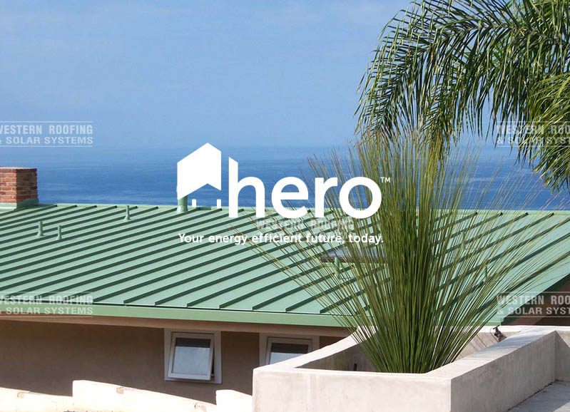How to finance my roof with Hero program