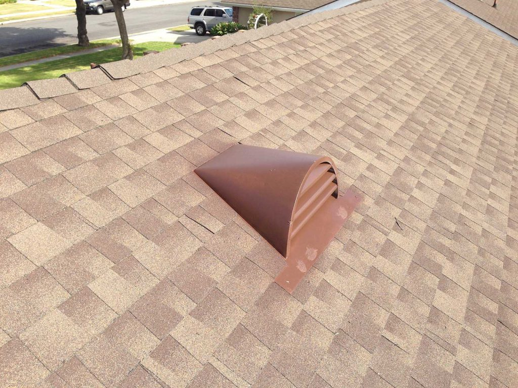 Los Angeles asphalt shingle roof replacement California
