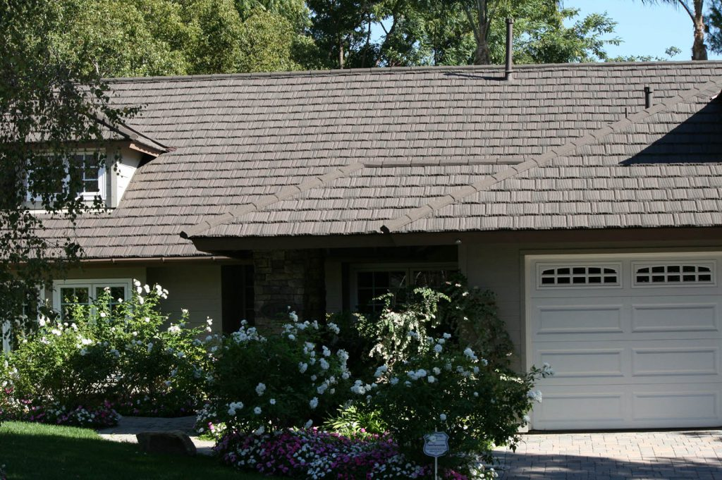 Metro shake now Boral roof installation in California