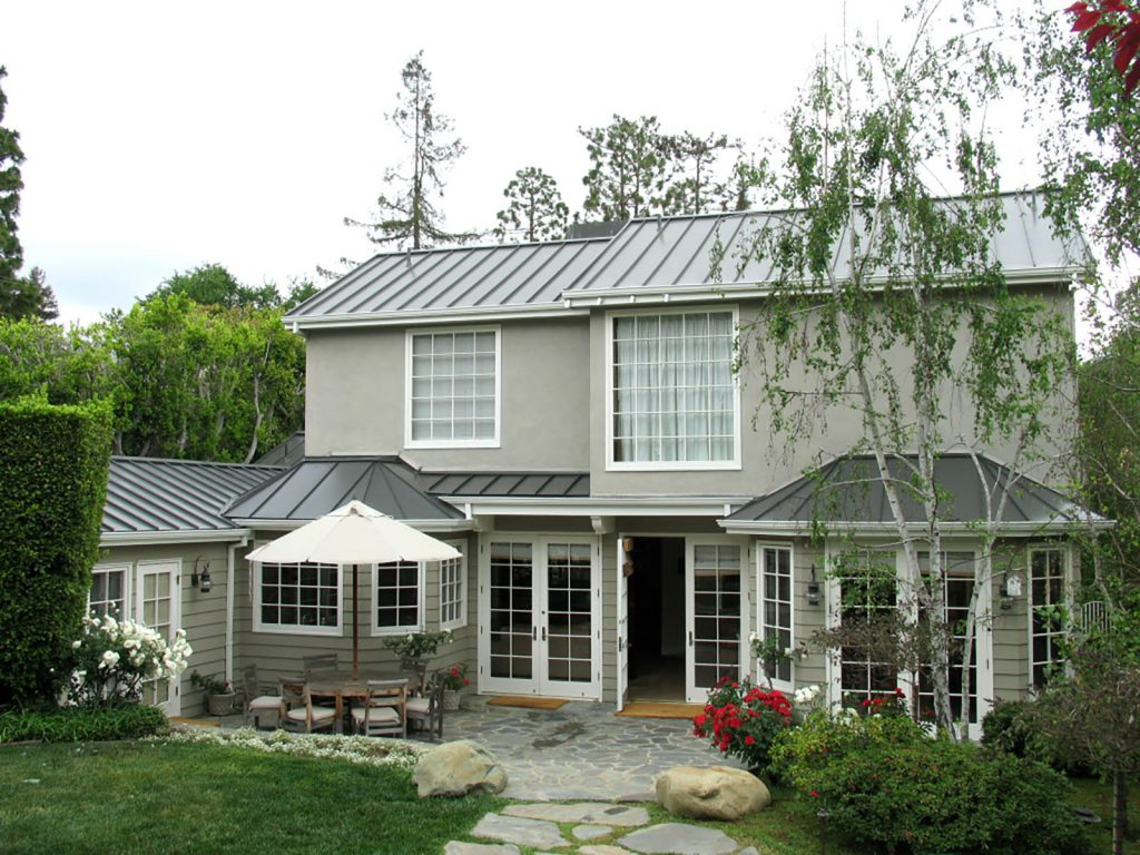 California standing seam Boral Roofs