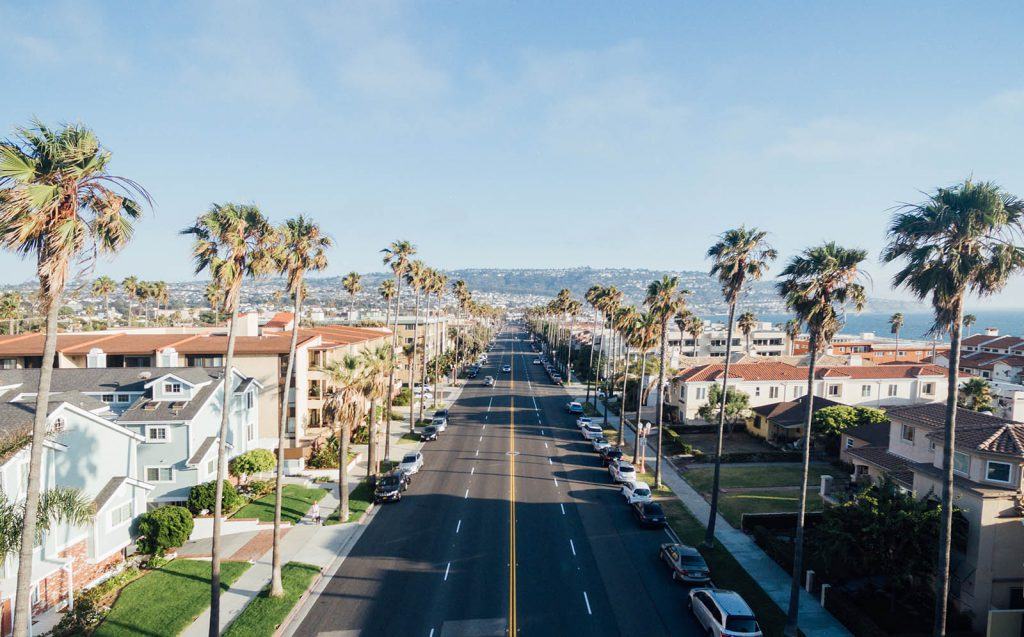 Orange County California Roofing Beaches